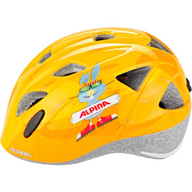 Alpina Ximo Helmet Barn orange-rabbit
